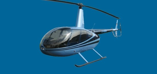 Helicopter Robinson R 44 Raven II